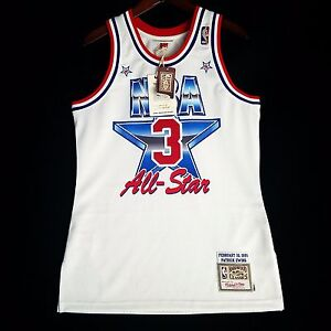 los angeles 9785b 41cb6 100% Authentic Patrick Ewing Mitchell Ness 1991 91 All Star ...