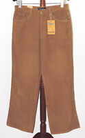 Us Expedition 33 X 32 Camel Brown Sandblasted Corduroy Pants Jeans