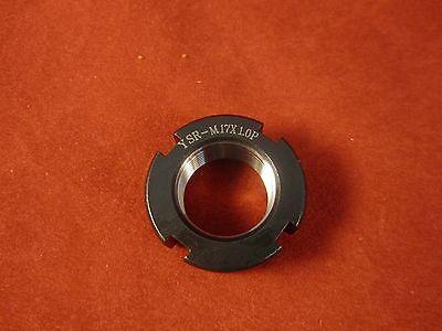 Grinding- Black Yinsh Precision Bearing Locknut YSF-M55x2.0P-1