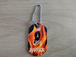 Keyring-for-RSD-CRPS-Complex-Regional-Pain-Syndrome-Warrior-PERSONALISED
