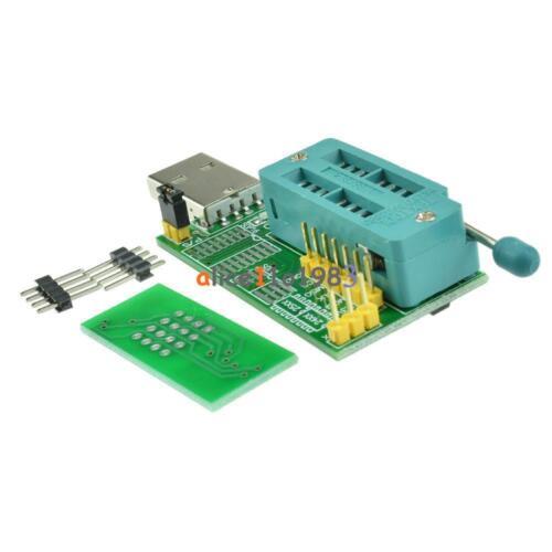 Multifunción ch341a Router Programador Usb Lcd Quemador BIOS Consejo 24 25 Serie Al