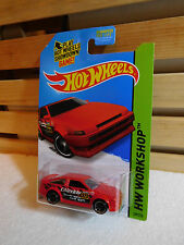 HOT WHEELS 2015 HW WORKSHOP #239 HW DRIFT RACE TOYOTA AE-86 COROLLA