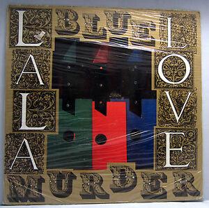 Sealed German Import Blue Murder La La Love Lp Wea Records