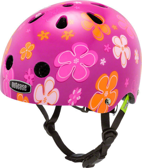 New Nutcase Baby Nutty Helmet  Petal Power 2XS