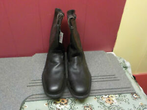 MENS-MASON-BLACK-BOOTS-NEW-WITH-TAG-SIZE-9-1-2-WESTERN-STYLE
