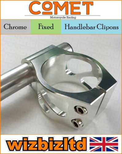 Comet 53mm Handlebar Clipons Ducati 848//1098//1198//Panigale S//R All Years HC53CH