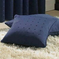 """Madison 18"""" Piped Cushion Cover Navy Blue BNWT"""