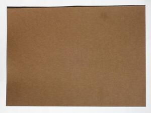 5 feuilles de papier a4 160g m2 couleur brun fonc ebay. Black Bedroom Furniture Sets. Home Design Ideas