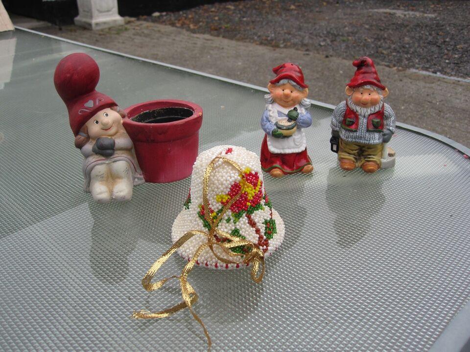 Juleklokke,salt & peber,blomsterskjuler