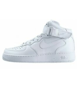 air force 1 alte bianche uomo