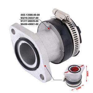 Moto-Carburateur-collecteur-d-039-admission-pour-Yamaha-YFM250X-Bear-Tracker-1999-2004