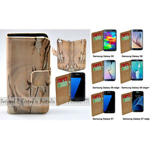 Details about For Samsung Galaxy Series Japan Old Script Print Wallet  Mobile Phone Case Cover