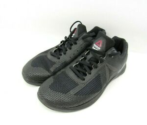 Reebok-Crossfit-Nano-7-Black-Weave-Crossfit-Sneakers-Men-039-s-10-5-Shoe-Workout