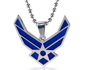 Stainless jewelry united states air force arrogance usaf logo image is loading stainless jewelry united states air force arrogance usaf aloadofball Choice Image