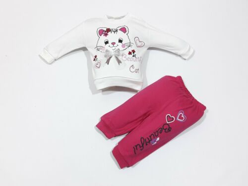 strampelhoseTaille 74; 80; 86 coiffe ♥ NEUF ♥ layette2 Pièces