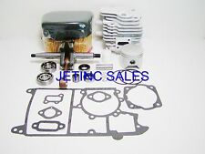 Cylinder Amp Piston Kit Nikasil Fits Partner K650 K700 Cutoff Saws