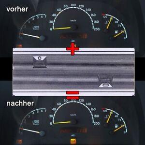 Mercedes-Benz-Vito-W638-Tacho-Display-Pixel-Reparatur-Kontaktfolie-Flexband