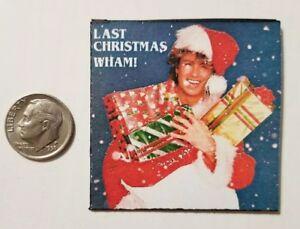 image is loading miniature record barbie gi joe 1 6 playscale - Wham Christmas