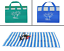 thumbnail 4 - BEACH MAT Sand Free Outdoor Blanket Camping Picnic Foldable Blanket