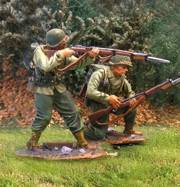 Die Sammler Schaufenster Amerikanische Normandie cs00584 U.S.2. i.d.brennen MIB