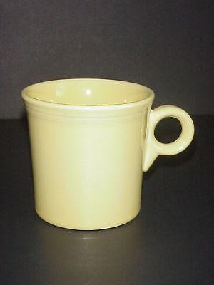 "Vintage Fiesta Homer Laughlin Yellow HLC Mug Tom /& Jerry /""O/"" Ring Handle"