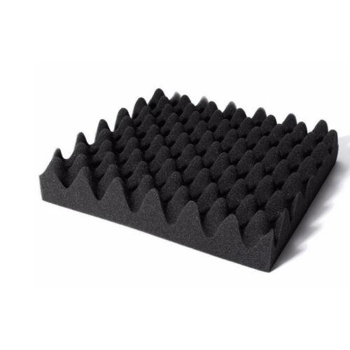 50X50X5cm Dämmmatte Dämpfung Isolierung Noppenschaumstoff Akustikschaumstoff WYS