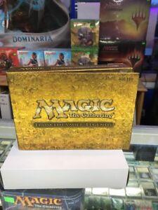 From-the-Vault-Legends-FTV-FOIL-Promo-Cards-Box-Set-MTG-Magic-OOP-NEW-Sealed