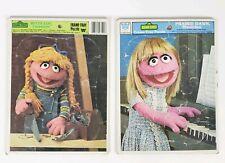 Vintage 2000 Sesame Street Cowboy Elmo Frame Tray Puzzle