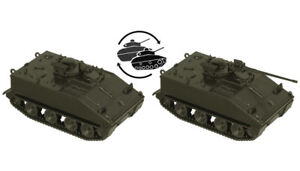 HO-Scale-ROCO-Minitank-039-M114-A1-US-Army-039-KIT-Item-5089