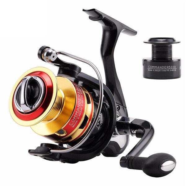 SeaKnight 5.2 1 4.7 1 9+1BB COMMANDER 2000 3000 4000 5000 Fishing Reel Spinning