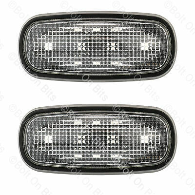 Td5//Tdci RDX LED XS Style 10 Lamp//lights /& Side Repeater Defender 1998 to 2016 S