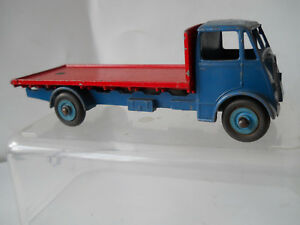 Early Dinky Guy camion à plate-forme 512 bel exemple