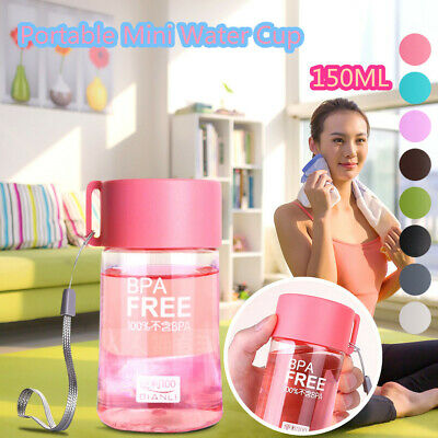 600//1000ML Portable Plastic Juice Water Bottle Cup Sport Camping Cycling Travel