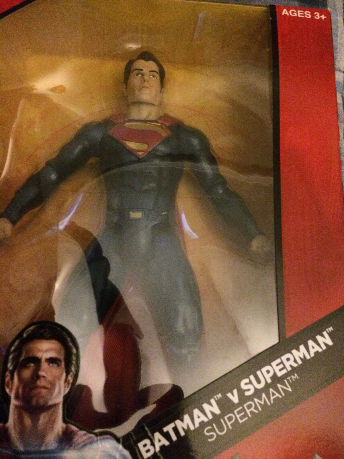 Batman - und superman. superman 12 - zoll - figur hat gerechtigkeit multiversum
