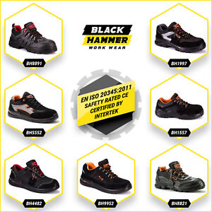 Mens-Safety-Trainers-Shoes-Boots-Work-Steel-Toe-Cap-Composite-Hiker-Ankle-SRC