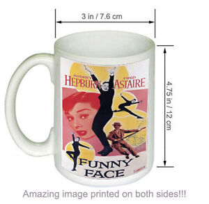 funny face audrey hepburn poster