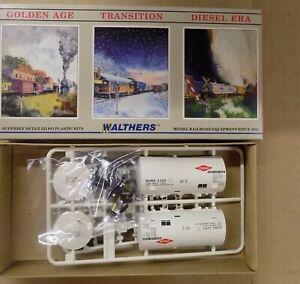 Walthers-Kits-HO-Freight-Cars-Flat-Hopper-Box-Tank-Select-One-NIB