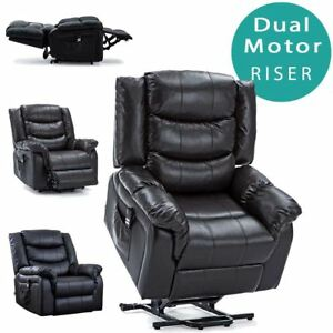 dual motor recliner lift chairs