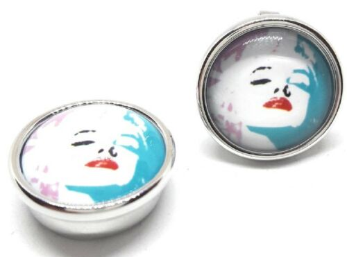 MARILYN MUNROE BUTTON COVERS MANUFACTURERS DIRECT PRICES !!!