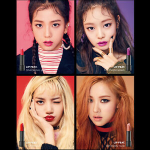 New Yg Entertainment Black Pink X Moonshot Lip Peat
