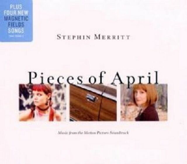 PIECES OF APRIL CD SOUNDTRACK NEUWARE