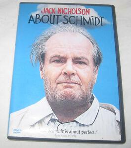 About-Schmidt-DVD-2003-Dermot-Mulroney-Kathy-Bates-Jack-Nicholson-Hope-Davis