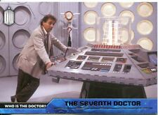 Doctor Who 2015 Who Is The Doctor? Chase Card D-7 The Seventh Doctor