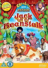 CBeebies Panto  'Jack and the Beanstalk'     **Brand New DVD**  Justin Fletcher