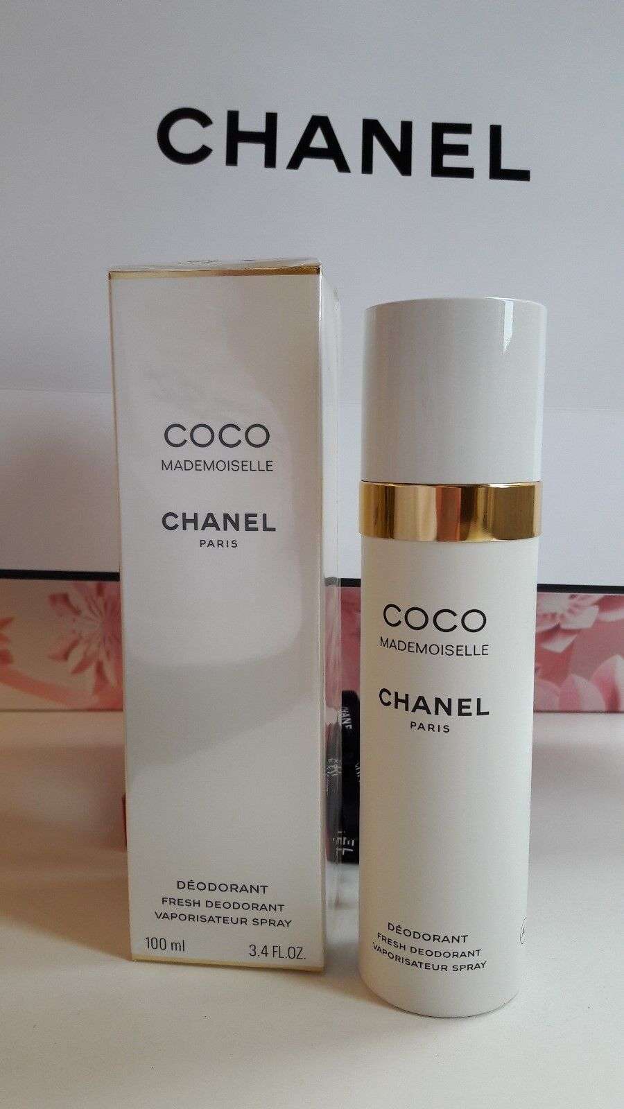 6de909958b8 CHANEL Coco Mademoiselle Body Fresh Deodorant Spray 100ml for sale online