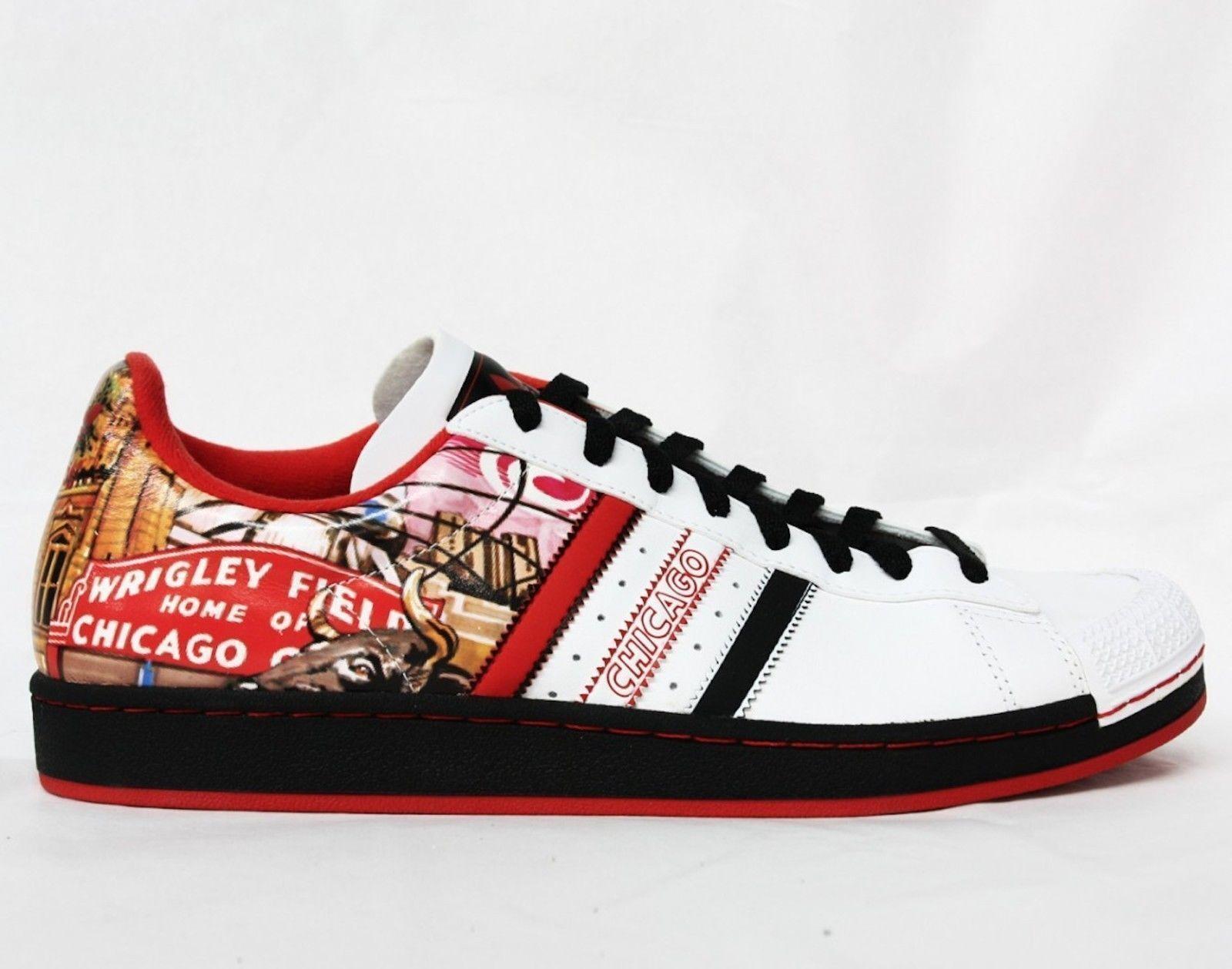 Adidas Field Halfshells Lo City Chicago Cubs Wrigley Sz 13 Field Adidas Tennis Shoes 04355 399fb3