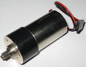 Escap-900-RPM-Gear-Motor-w-Gear-36-VDC-Portescap-22-Gearhead-DC-Swiss-Motor