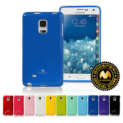 GOOSPERY® Pearl Jelly Slim TPU Bumper Case Cover For Samsung Galaxy Note Edge