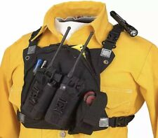 Hands Free Chest Harness Chest Front Pack Radio Walkie Talk Cases Amp Bag F Men