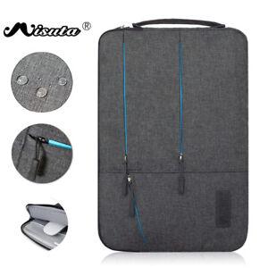 tasche f r apple macbook air pro 13 3 zoll h lle notebook case sleeve schwarz de ebay. Black Bedroom Furniture Sets. Home Design Ideas